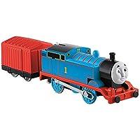 Thomas & Friends - Locomotora motorizada, personaje principal Thomas (Mattel BML06)