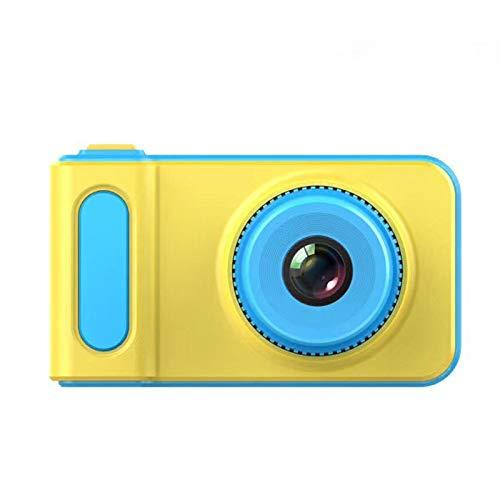 Bweele Videocamera Mini Action Camcorder, Fotocamera Digitale per Bambini Videocamera Mini Action Fotocamera Digitale Impermeabile per Regalo e Giocattolo per Bambini