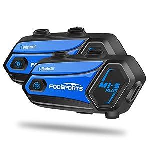 FODSPORTS M1-S PLUS Auriculares Intercomunicador