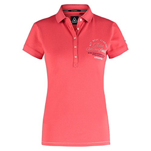 GAASTRA Damen Poloshirt Atse 2 Rot