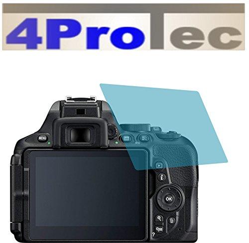 2 Stück GEHÄRTETE ANTIREFLEX Displayschutzfolie für Nikon D5600 Bildschirmschutzfolie Schutzhülle Displayschutz Displayfolie Folie