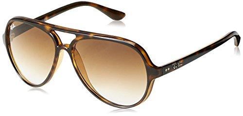 Ray-Ban Herren Mod. 4125 Sonnenbrille, Mehrfarbig, 59