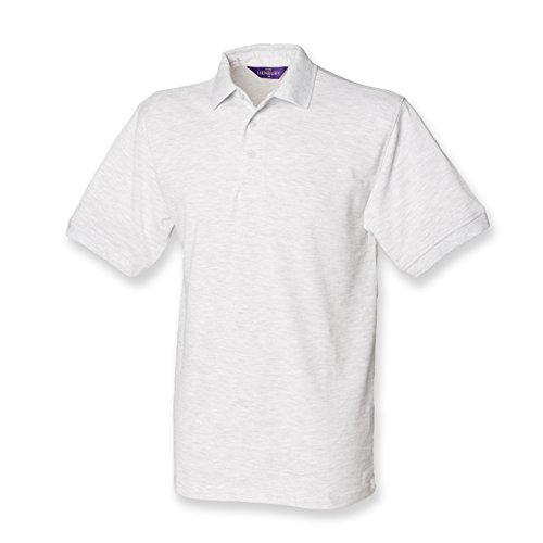 HenburyHerren  Polo ShirtPoloshirt Grau - Ash