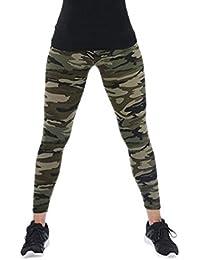Amazon.es  pantalones camuflaje mujer - 4108417031  Ropa ec9e1cdd214