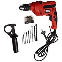 Black & Decker KR703K Percussion Hammer Drill 710 Watt