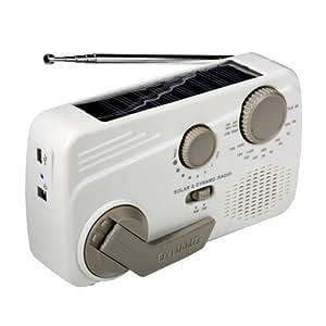 Clipsonic - RA1036 - Radio Portable - Blanc