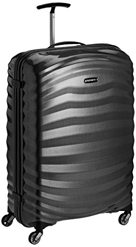 Samsonite - Lite-Shock - Spinner 75/28 (schwarz (black)