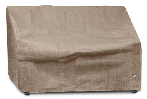 KOVERROOS III 39147Liebesschaukel/Sofa, 129,5cm Breite von 83,8cm Durchmesser von 83,8cm Höhe, Taupe