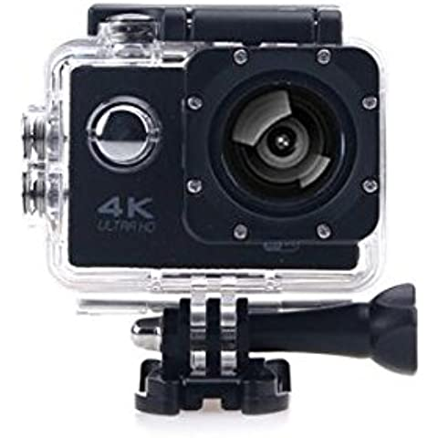 Sei Volpi 4 K impermeabile sport Action Camera