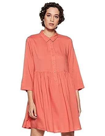 Vero Moda Women Casual Dress(_5713740138456_Red_XS_)