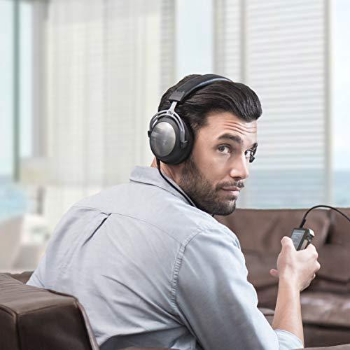 beyerdynamic T 5 p (2. Generation) Over-Ear- Stereo Kopfhörer. Geschlossene Bauweise, steckbares Kabel, High-End - 7
