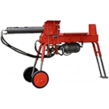 dormak–RL 8HRZ–Astilladora de troncos eléctrica 7toneladas)–220V