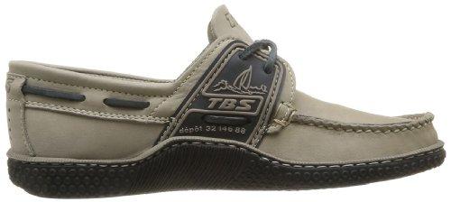 TBS Globek, Chaussures Bateau Hommes Beige (Loutre Nuit)