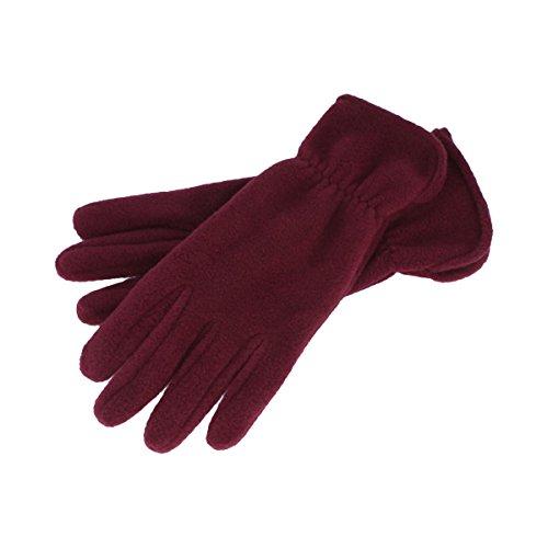 Damen Winter-Handschuhe | Outdoor-Handschuhe für Frauen aus kuschelig warmen POLAR SOFT Fleece – Einheitsgröße – in verschiedenen Farben
