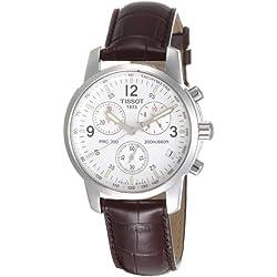 Tissot T17151632 - Reloj de caballero de cuarzo y piel