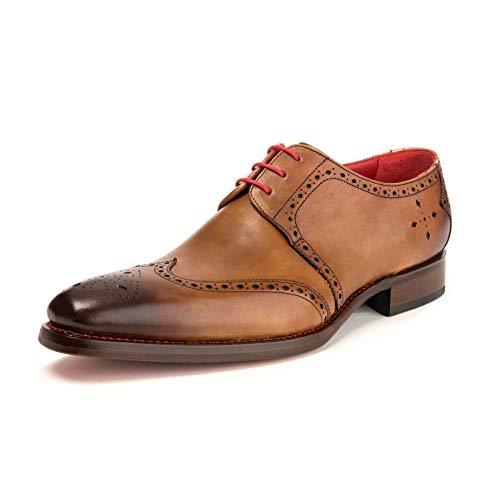 Jeffery West Dexter Bay Wing Bout Mens Shoe