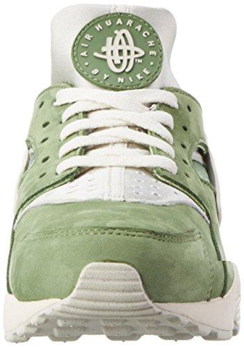 Nike Air Huarache Run PRM Scarpa Da Jogging, Uomo Verde