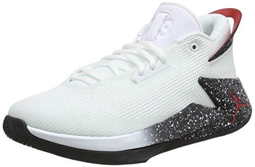 ckdown (GS) Basketballschuhe, Mehrfarbig (White/Gym Red/Black 100), 40 EU ()