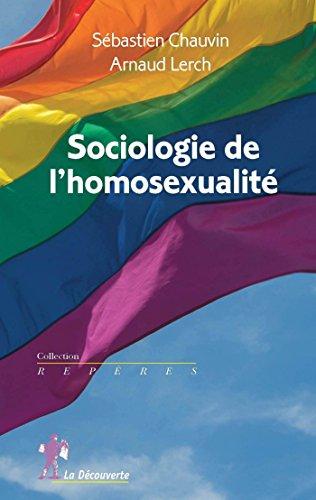Sociologie de l'homosexualité