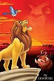 Disney Maxi Poster Multicolore 61 x 91,5 cm