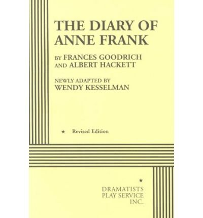 [(The Diary of Anne Frank)] [Author: Frances Goodrich] published on (October, 1998)