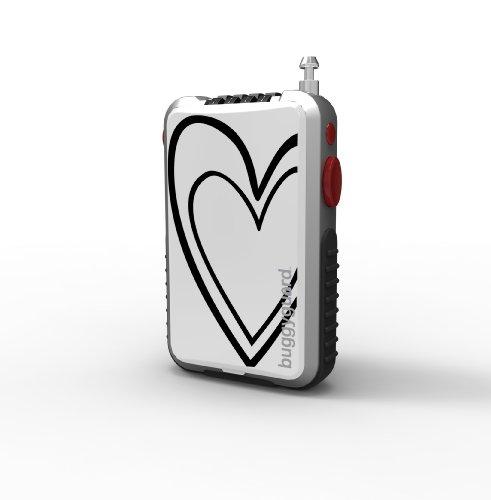 Buggyguard Schloss für Kinderwagen mit Herz-Design