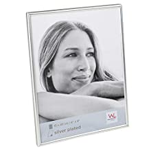 Walther WD520T Chloe Picture Frame, Matt Silver
