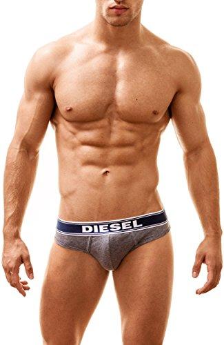 Diesel Slip Uomo Andry Essential, grigiore,