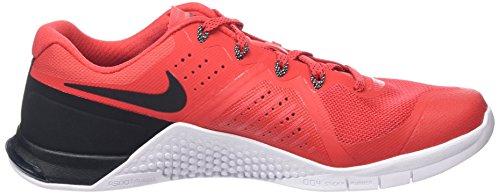 Nike 819899-601 Herren Turnschuhe Rot (Action Rot/Weiß/Schwarz)