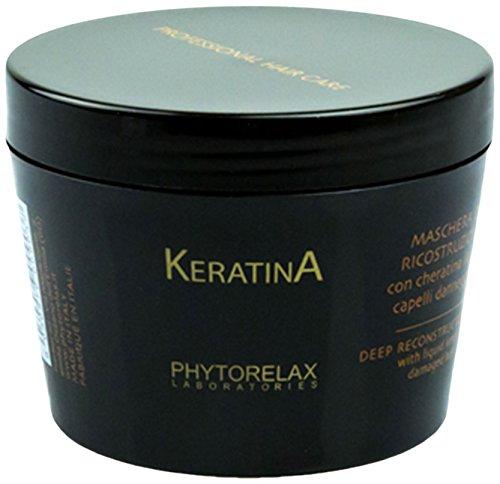 Scheda dettagliata Phytorelax Laboratories KERATINA Ricostruzione Maschera - 200 ml