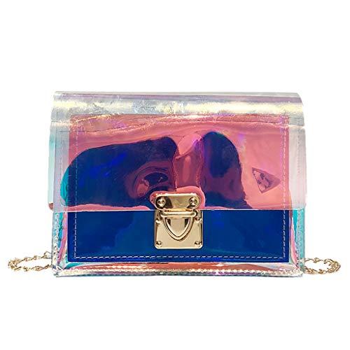 LILIGOD Umhängetasche Weiblich Damen Handtasche Mode Buckle Handbag Shoulder Bag Brieftasche Casual Tasche Vintage Gepäck Messenger Bag Stoff Rucksack Girl Gift Idea Unisex Mädchen Geschenkidee