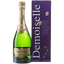 Champagne Vranken Demoiselle - E.O. Tête De Cuvée - 75 Cl - Sous Étui