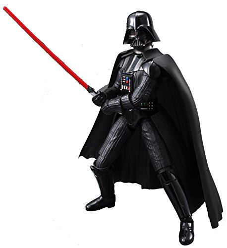 Bandai Star Wars Darth Vader 1/12 Bandai Original Japan by (Wars Schiff Star Darth Vader)
