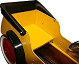 Great Gizmos Yellow Classic Pedal Car