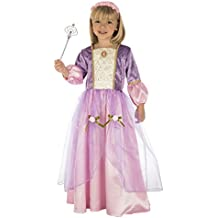 My Other Me - Disfraz de princesa para niña, 7-9 años, color morado (Viving Costumes 204099)