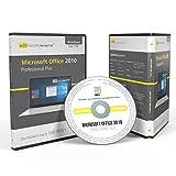 Microsoft® Office Professional (PRO) Plus 2010 Original-Lizenz. S2+ ISO DVD. 32&64 bit. Deutsche Version. Audit Sicher + Papiere