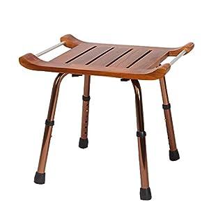 JLN-stool Silla de baño para Mayores Silla de Ducha Silla de baño para discapacitados Silla de Ducha para Mujeres…