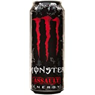 Monster assault bebida energética