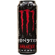 Monster assault bebida energética - [Pack ...