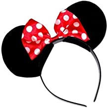 Allsorts Accessories , Diadema con orejas de Minnie Mouse