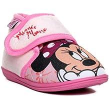 0b42db502dbbe Cerdá Zapatillas de Casa Media Bota Minnie