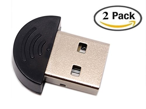 "Huacam HAS03 USB 2.0"" Makio Mic Mini Mikrofon für Laptop, Desktop PCs Notebook,MSN,Skype,VOIP,Spracherkennungssoftware(2 pack)"