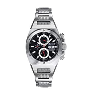Ingersoll Herren-Armbanduhr ProfessionalEngineer Analog Automatik IN1612BKWH