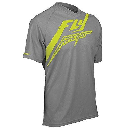 fly-2015-motocross-montana-de-camiseta-action-gris-gris-extra-large