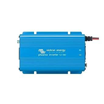 Convertisseur 12v/230v victron energy phoenix 180va pur sinus