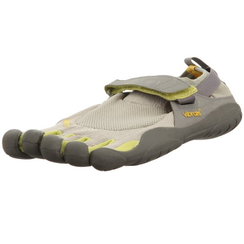Vibram Five Fingers Kso - Zapatillas con dedos para hombre, Grey/Palm/Clay, EU 43