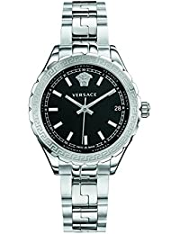Versace Women's 'HELLENYIUM' Swiss Quartz Stainless Steel Casual Watch (Model: V12020015)