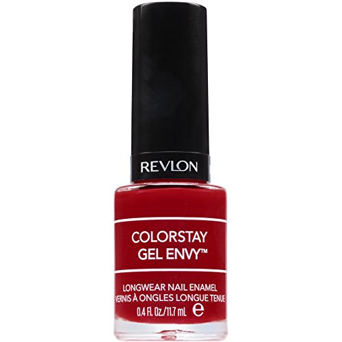 Revlon Nagellack Colorstay Gel Envy N ° 550 All On Red (Revlon Gel Nagellack)