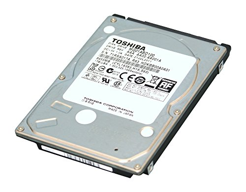 "Toshiba MQ04ABF100 2.5"" 1TB Internal Hard Drive For Laptop"