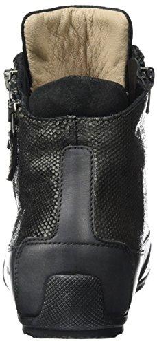 Candice Cooper Fish, Sneaker a Collo Alto Donna Grigio (Antracite)